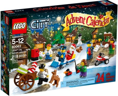 #60063 LEGO Advent Calendar