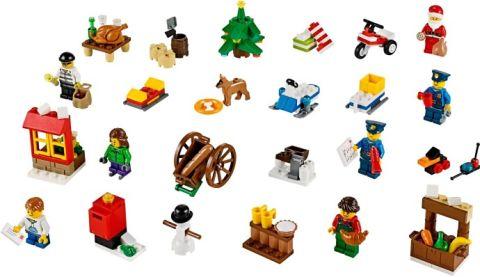 #60063 LEGO City Advent Calendar