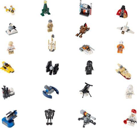 #75056 LEGO Star Wars Advent Calendar