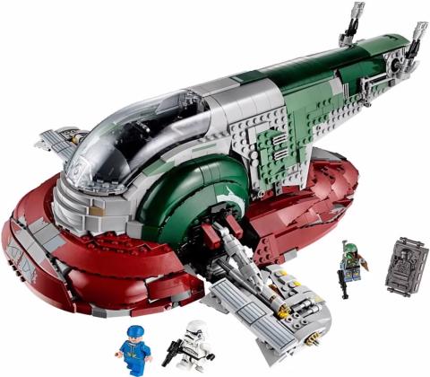 #75060 LEGO Star Wars Slave I