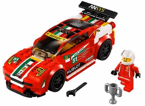 #75908 LEGO Speed Champions