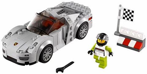 #75910 LEGO Speed Champions