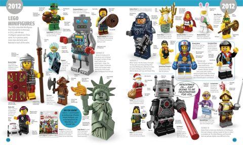 LEGO Book LEGO Minifigure 1012