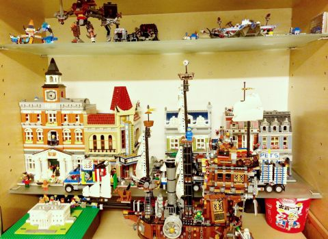 LEGO Collection by Ernest