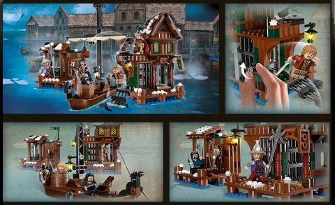 LEGO Lake Town