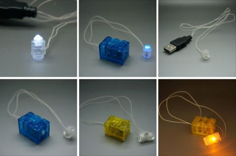 LEGO Lights by LightUp Blocks