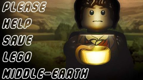 LEGO Lord of the Rings Petition