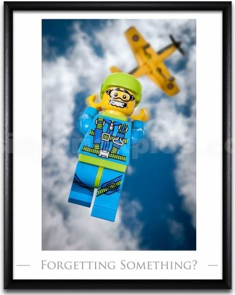 LEGO Poster Room Decor 3