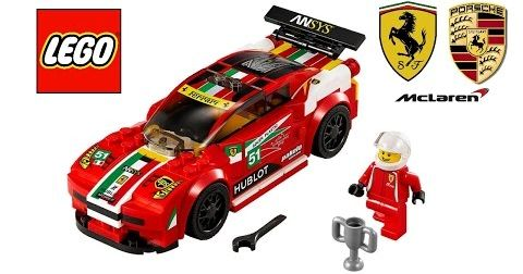 LEGO Speed Champions Pictures