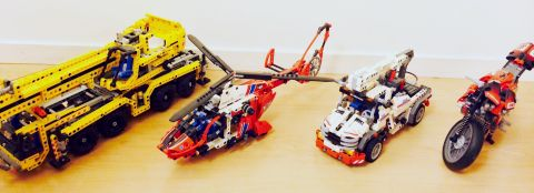 LEGO Technic Collection by Ernest