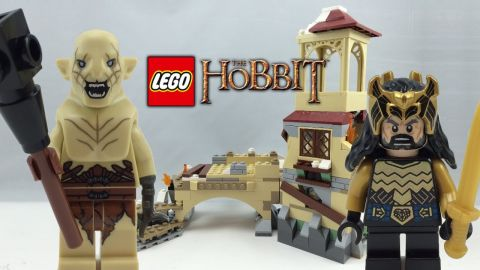 LEGO The Hobbit 2014 Sets Reviews