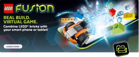 Shop LEGO Fusion Banner