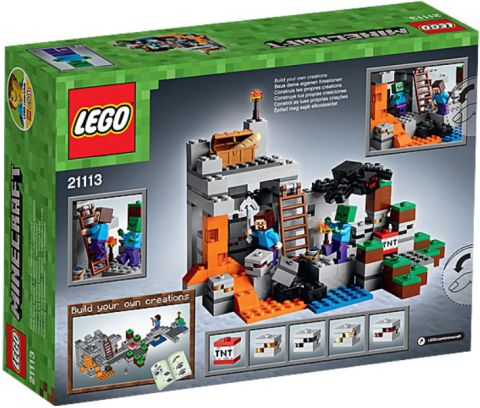 #21113 LEGO Minecraft Box