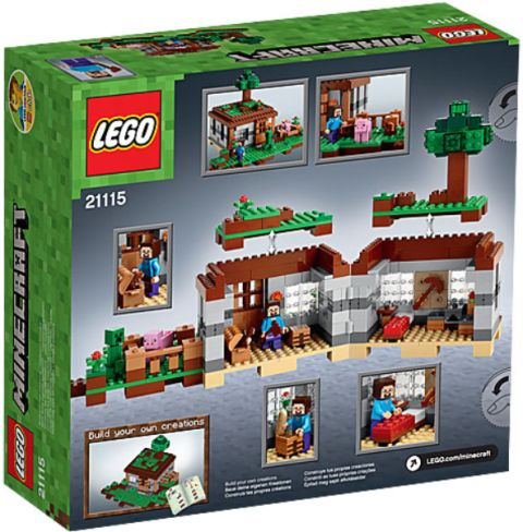 #21115 LEGO Minecraft Box