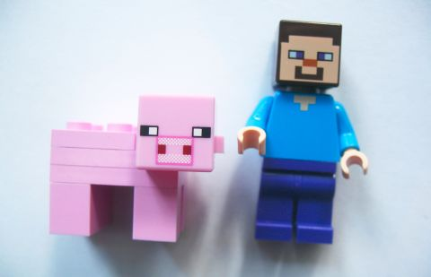 #21115 LEGO Minecraft Characters