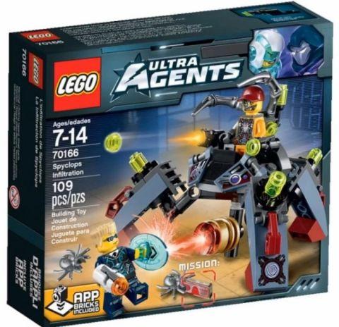 #70166 LEGO Ultra Agents