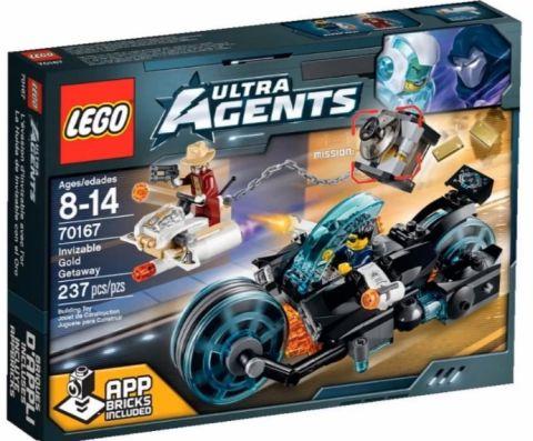 #70167 LEGO Ultra Agents