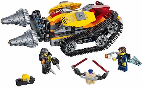 #70168 LEGO Ultra Agents Details