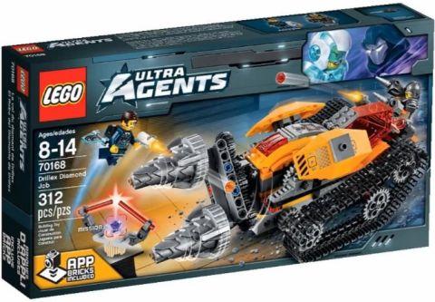 #70168 LEGO Ultra Agents