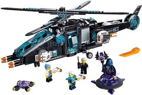 #70170 LEGO Ultra Agents Details