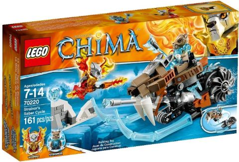 #70220 LEGO Legends of Chima