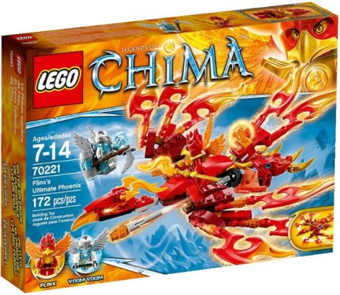 #70221 LEGO Legends of Chima