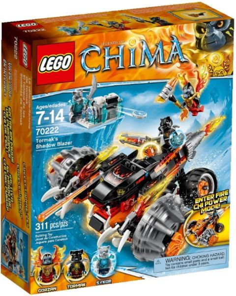 #70222 LEGO Legends of Chima