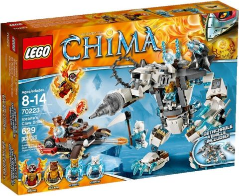#70223 LEGO Legends of Chima