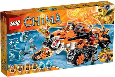 #70224 LEGO Legends of Chima