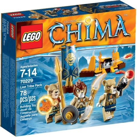 #70229 LEGO Legends of Chima
