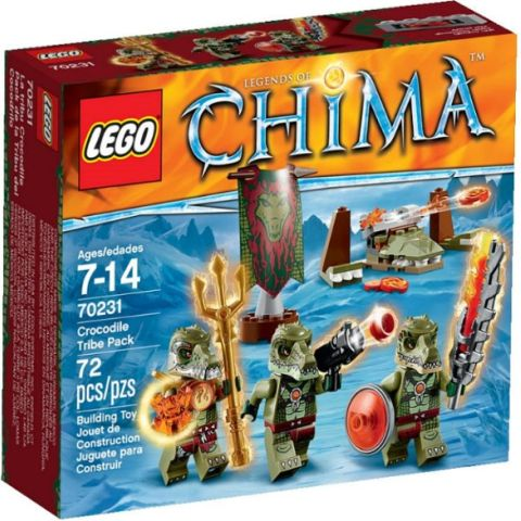 #70231 LEGO Legends of Chima