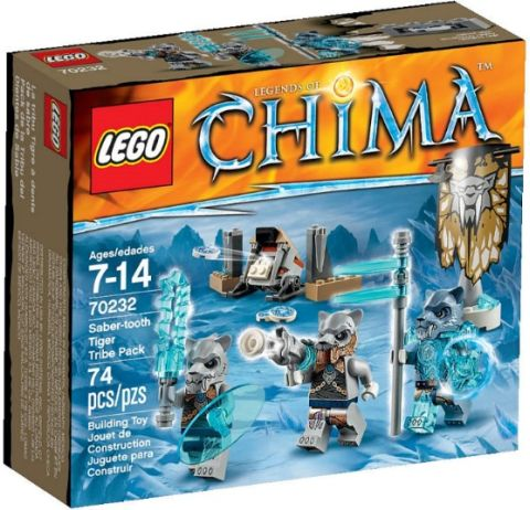 #70232 LEGO Legends of Chima
