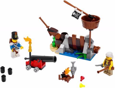 #70409 LEGO Pirates Details