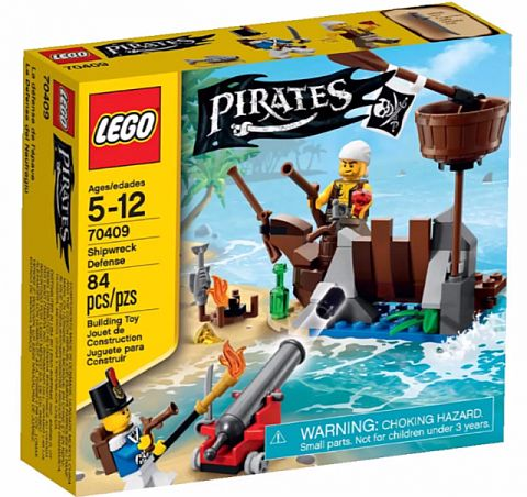 #70409 LEGO Pirates