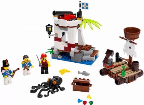 #70410 LEGO Pirates Details
