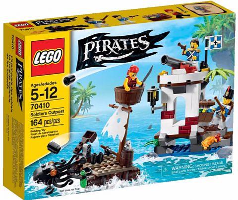 #70410 LEGO Pirates