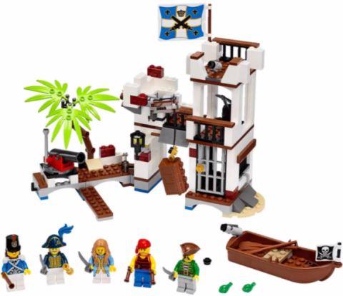 #70412 LEGO Pirates Details