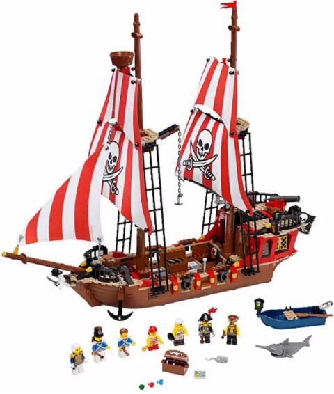 #70413 LEGO Pirates Details
