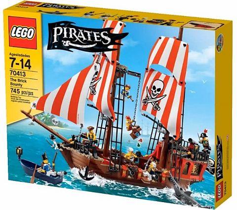 #70413 LEGO Pirates