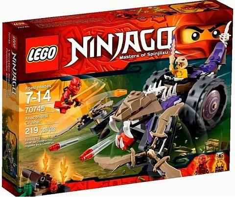 #70745 LEGO Ninjago