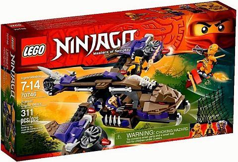 #70746 LEGO Ninjago