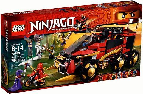 #70750 LEGO Ninjago