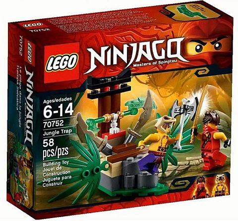 #70752 LEGO Ninjago