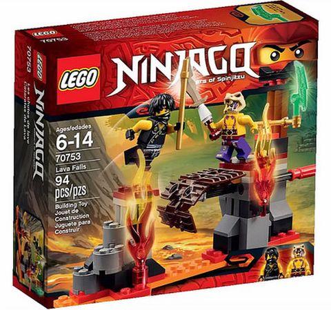 #70753 LEGO Ninjago