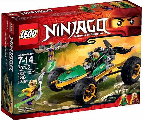 #70755 LEGO Ninjago