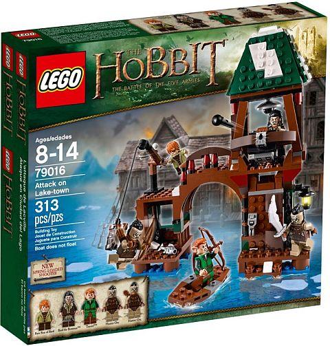 #79016 LEGO The Hobbit Box