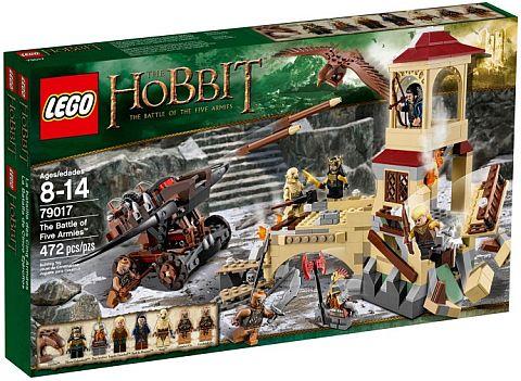 #79017 LEGO The Hobbit Box