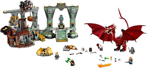 #79018 LEGO The Hobbit