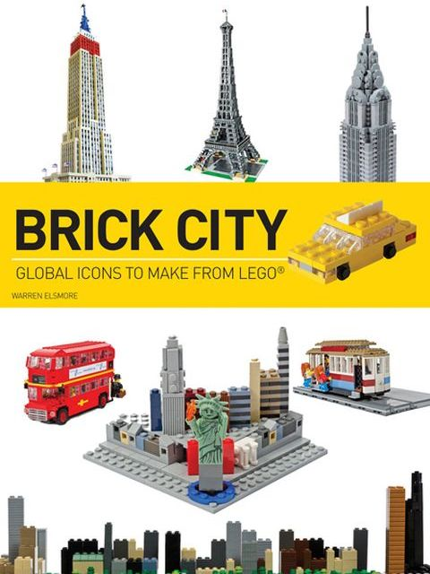 LEGO Book Brick City by Warren Elsmore