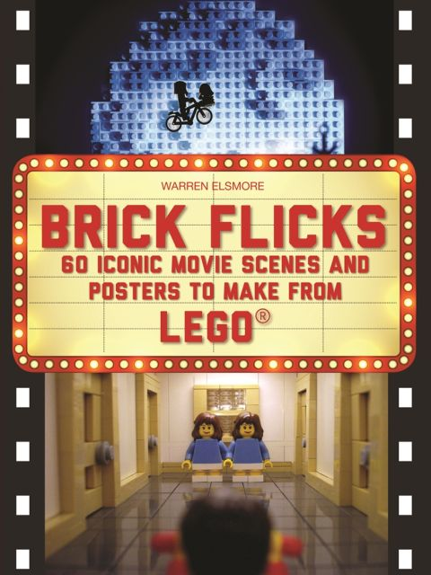 LEGO Book Brick Flicks by Warren Elsmore